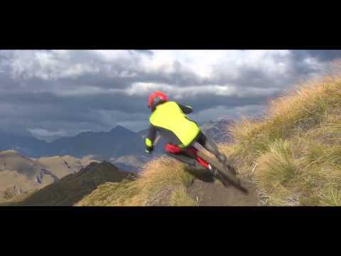 Amazing Downhill Bike Ride