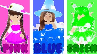 I Tried The One Color Outfit Challenge In Royale High Roblox Playtube Pk Ultimate Video Sharing Website