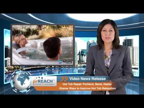 Hot Tub Repair Portland, Bend | Best Swim Spa Service, Repair