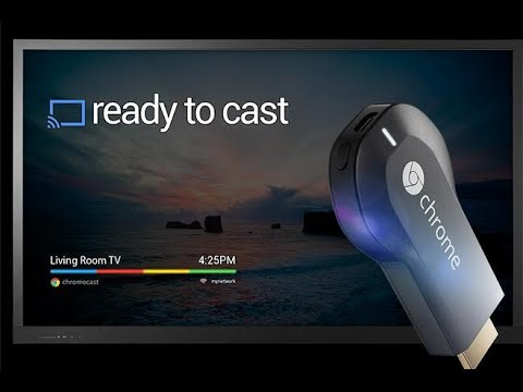 Chromecast In Depth Setup and Walkthrough - Computer(or phone) to TV