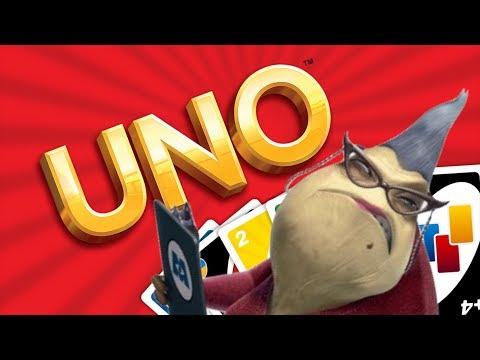 mIkE WaZoWsKi Uno With Friends!