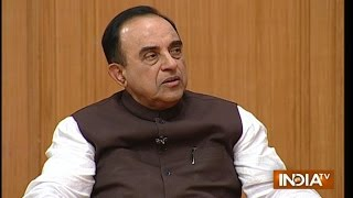 Subramanian Swamy in Aap Ki Adalat (Full Episode)
