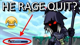 Making People Rage Quit? • Scythe Strikeout Brawlhalla 1v1s