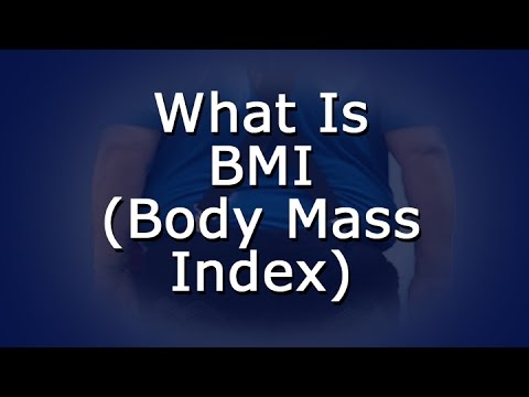What Is BMI (Body Mass Index)?