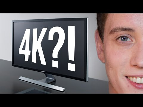 Should You Buy A 4K UHD Monitor?