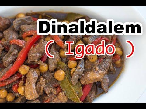 Dinaldalem (Igado) Recipe