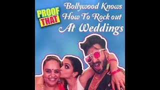 Proof That Bollywood Knows How To Rock Out At Weddings | MissMalini