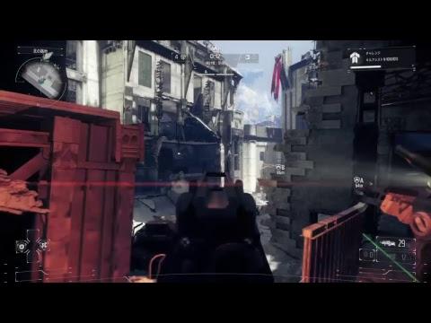 [PS4 Kill Zone Shadow Fall]完全初見プレイ!