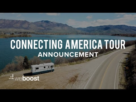 RVing in the Rockies — Connecting America RV Tour | weBoost