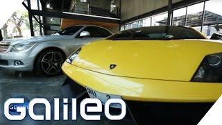 Fake-Autos: Die täuschend echte Lamborghini-Kopie   Galileo   ProSieben