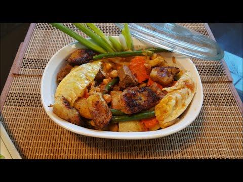 Beef Pochero (Filipino food)