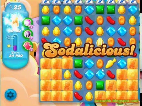 Candy Crush Soda Saga - Level 763 (No boosters)