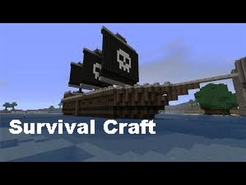 Survival Craft | Chasing the Ship | Island Discovery