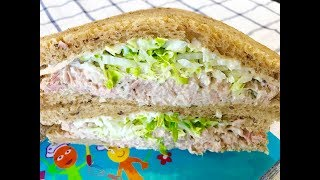 Download Tuna Sandwich with Mayo : Quick and Easy Recipe Video