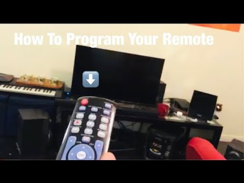 How To program Your RCA RCRND4GR Remote