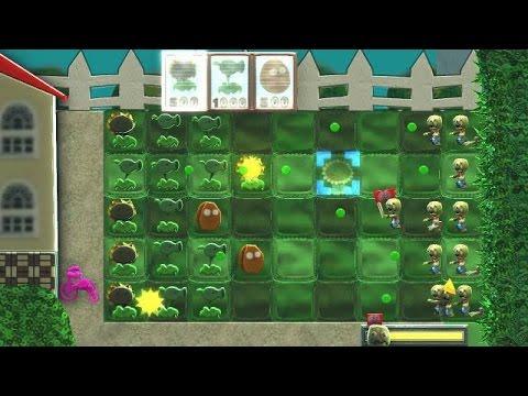 LittleBigPlanet 2 Plants vs Zombies
