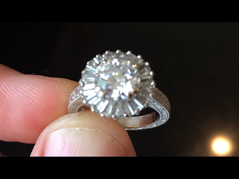 [SOLVED] How to clean diamond ring at home EASY method dishwasher professional quality
