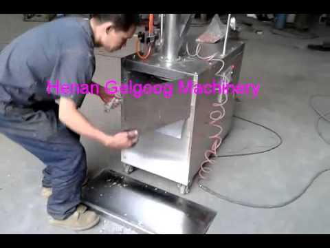 Video of Almond Slicing Machine from GELGOOG , Ms Hellen , Tel : 0086-18790255066