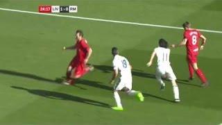 Liverpool vs Real Madrid (LEYENDAS) Gol de Michael Owen  25/03/17