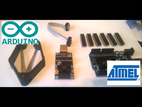 How To Install A Bootloader Onto An ATmega328P-PU (The EASY Way!)