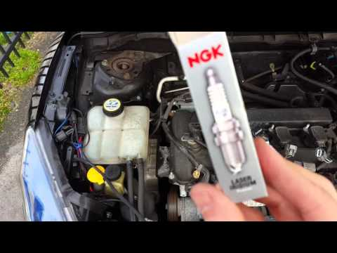 Mazda 3 (2.0 liter engine) 2010 - 2013 -- Changing Your Spark Plugs