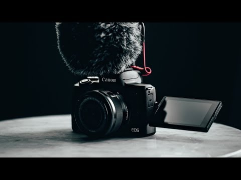 Have they FINALLY done it? 4K Canon M50 UNBOXING