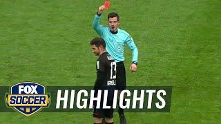 FC Koln vs. Bayer Leverkusen | 2017-18 Bundesliga Highlights
