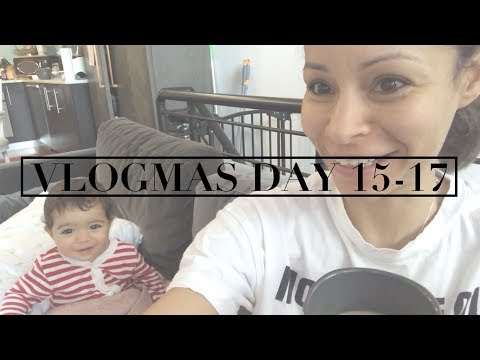 VLOGMAS DAY 15-17 | My Baby Is Sick | Oscar De La Renta Event | Sunday Funday