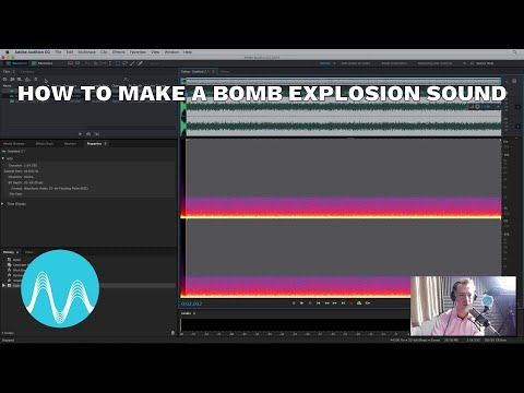 How to Make a Bomb Explosion Sound