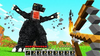 Fighting THE STRONGEST MODDED BOSSES in Minecraft!