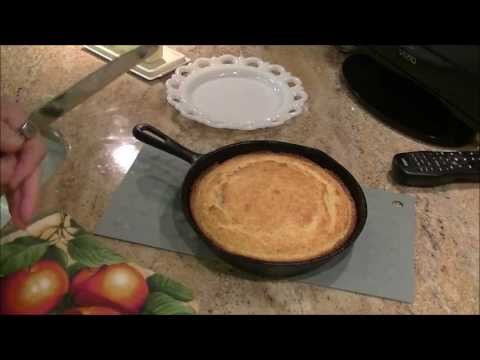 Delicious 4 Ingredient  Buttermilk Cornbread
