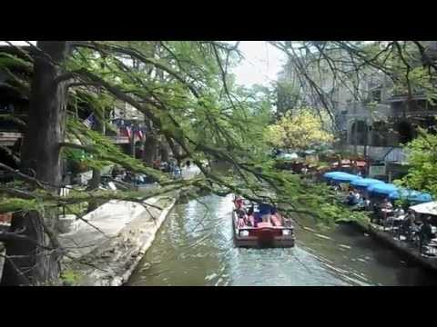 San Antonio Riverwalk 2015