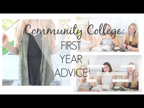 5 Tips to survive Freshman Year!