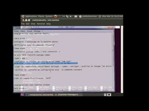 How to Configure SAMBA server PDC on ubuntu