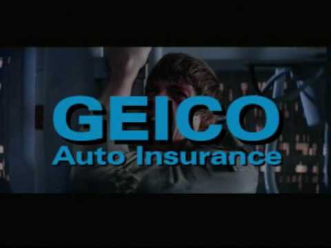 Star Wars-Geico  TV Commercial Spoof