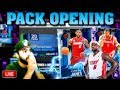PACK OPENING LIVE DIAMOND LEBRON AMETHYST TRACY MCGRADY COME HOME NBA 2K20 MYTEAM