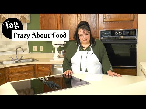 Crazy About Food TAG! ~ Crazy For Food! ~ Amy Learns to Cook