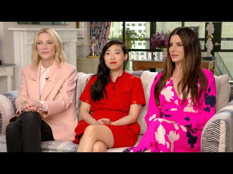 Why the 'Ocean's 8' Cast Deleted Their Group Text Chat