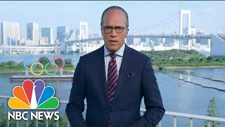 NBC Nightly News Broadcast (Full) - July 31st, 2021