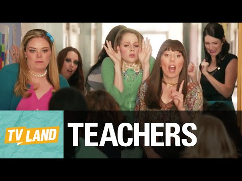 Class is in Session | 'Teachers' Catch up on Season 1 on The TV Land App! | TV Land