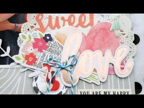 Creating embellishment clusters