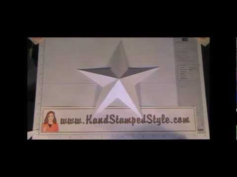 3-D Barn Star Tutorial
