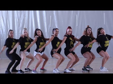 Royal family | Skulls & Crowns - Request Dance Crew Masterclass