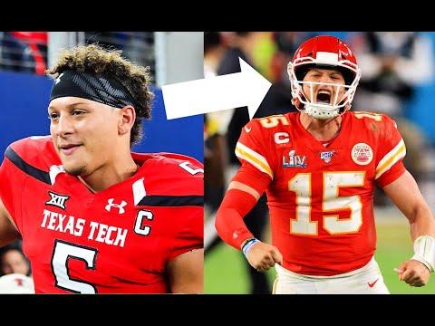 NFL Stars First College Touchdown Vs Their First NFL Touchdown || HD