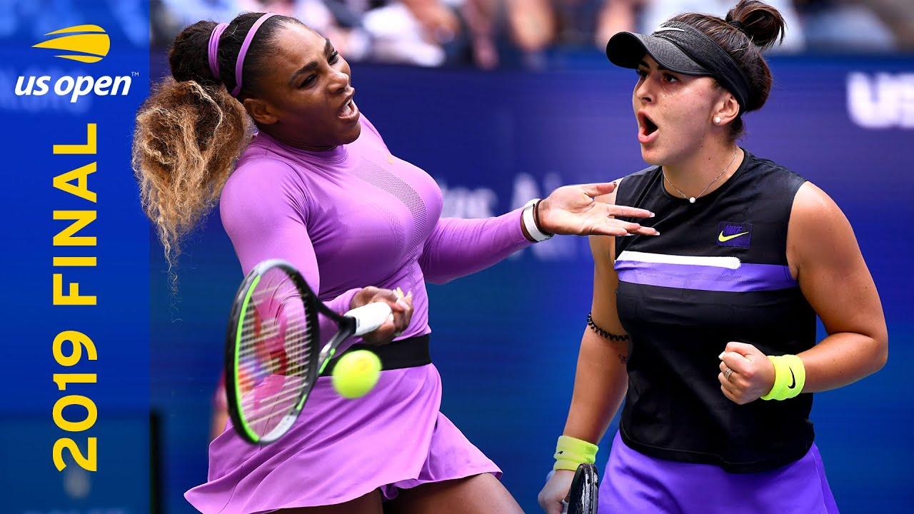 Bianca Andreescu vs Serena Williams Full Match   US Open 2019 Final