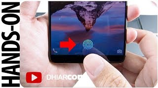 Fingerprint Under Screen, Unboxing Vivo X20 Plus UD Indonesia
