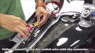 Honda VTX With Tsukayu Fairings and Hardbags - PakVim net HD
