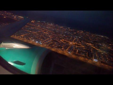 Flynas A320 POWERFUL TakeOff at Dawn from Jeddah [HD]