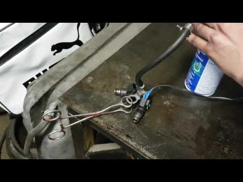How to clean injectors harley davidson twincam