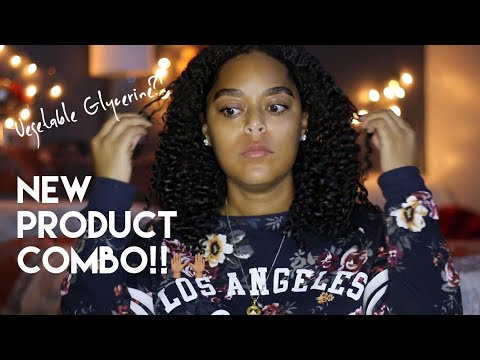 BEST LEAVE IN EVER?! » NEW PRODUCT COMBO! | Danielle Renée
